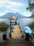 Lago Atitlán desde San Marcos