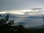 Impresionantes vistas desde el Pacaya