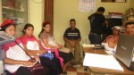 Reunión en Asodesi